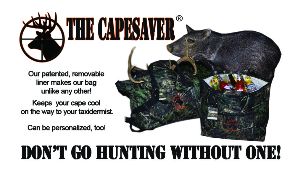 capesaver-taxidermy-conroe-texas
